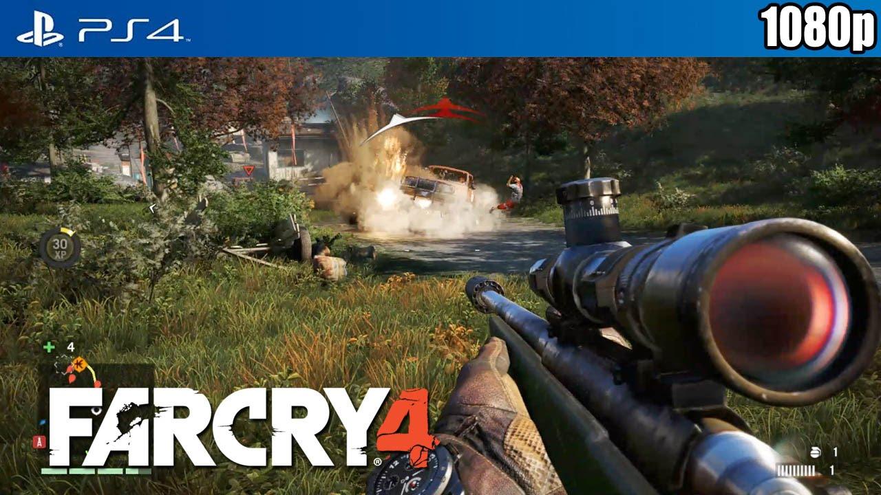 Zwei neue Gameplays zu Far Cry 4