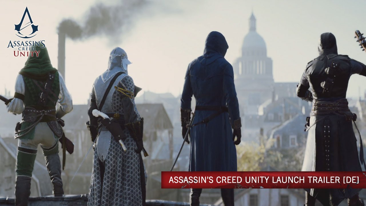 Assassin's Creed Unity Patch entfernt Companion-App Zwang