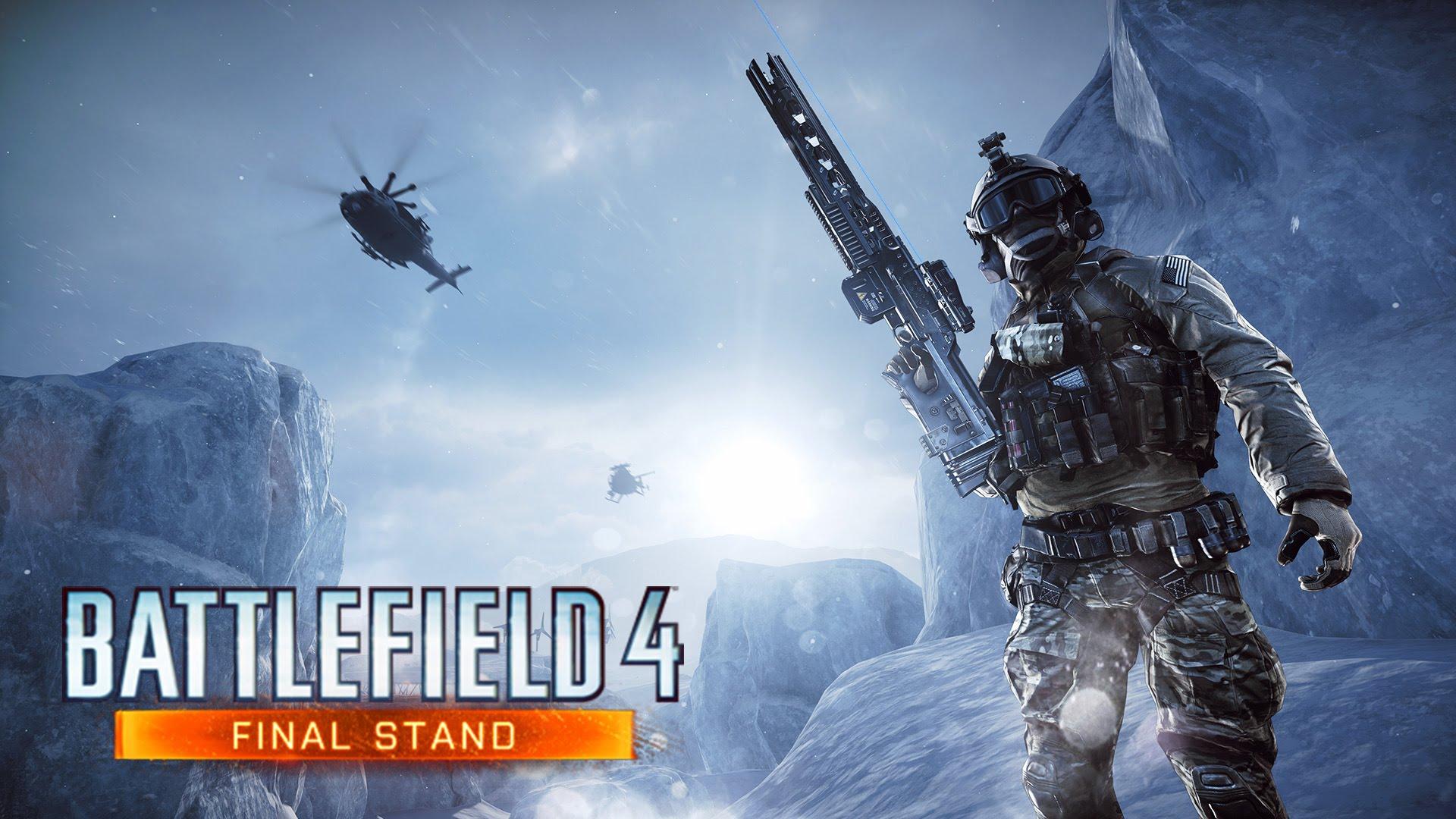Battlefield 4 Final Stand ab sofort erhältlich