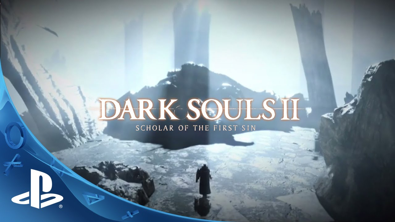 Dark Souls 2 Complete Edition im April 2015 für PS4