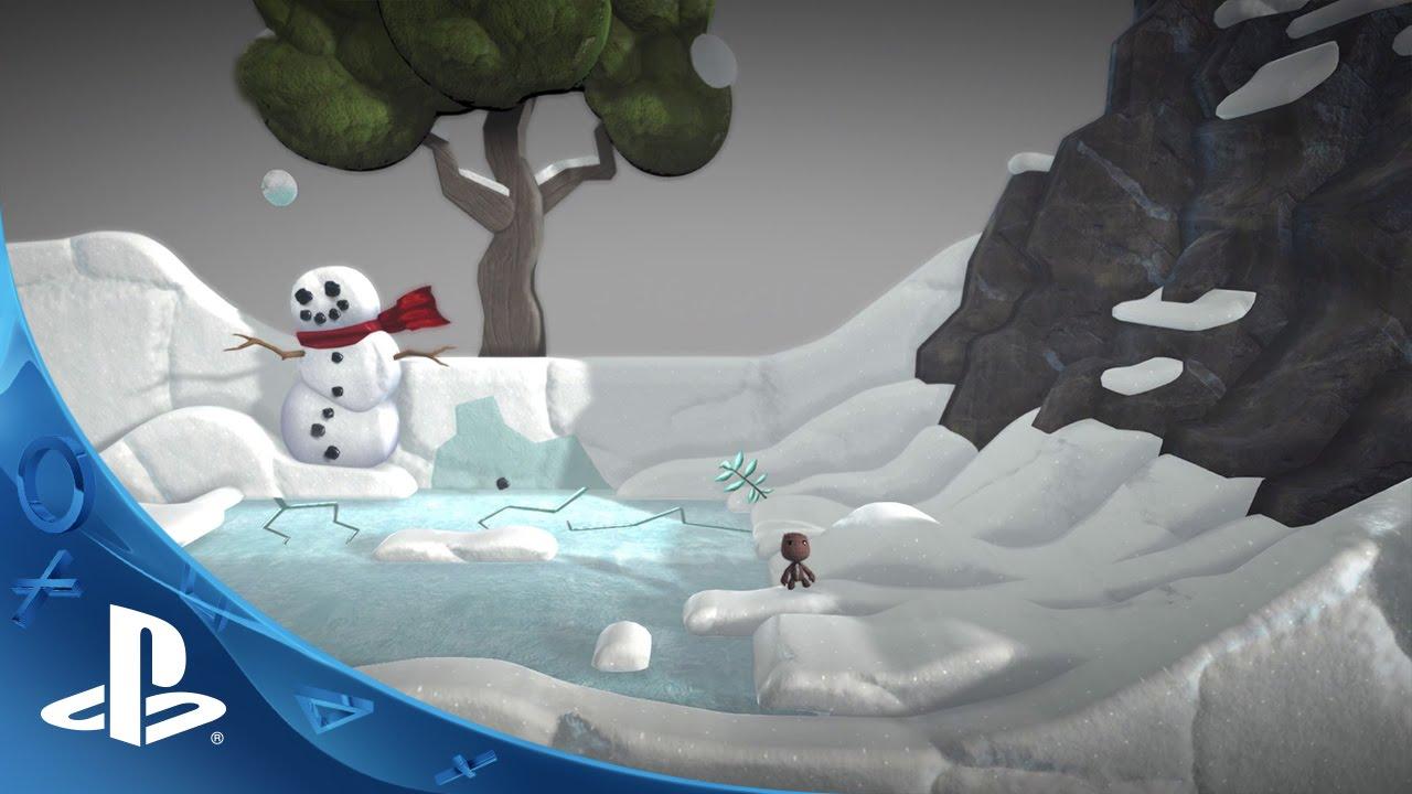 LittleBigPlanet 3 jetzt Live mit Kampagne und dem Level Editor