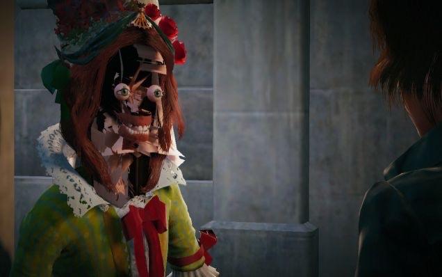 Random Time! Assassin's Creed Unity Grafikfehler