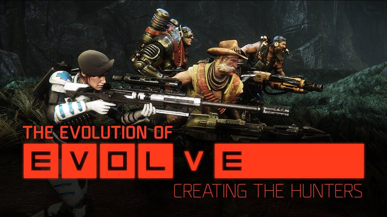 Evolve: Die Jäger-Klasse im Video