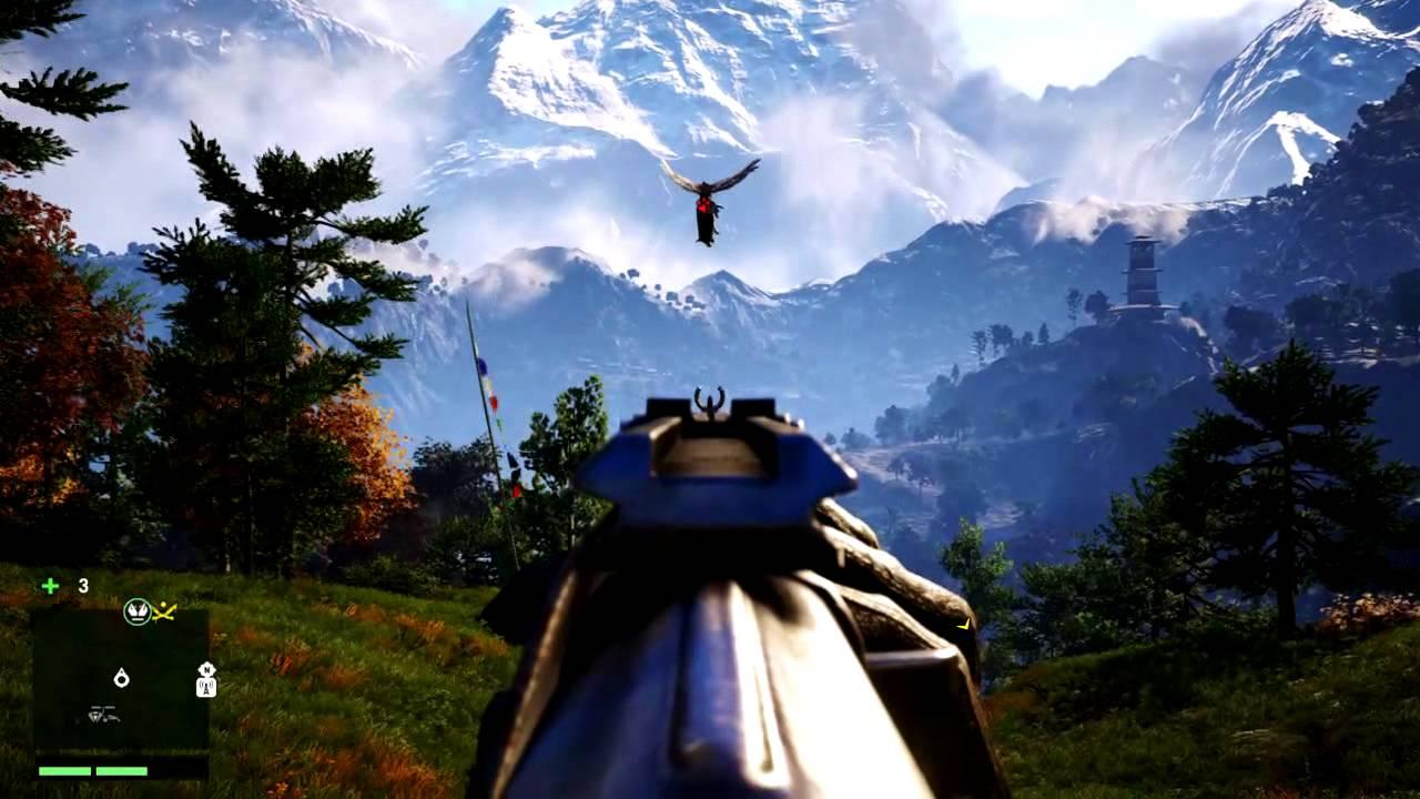 Far Cry 4 DLC Flucht aus dem Dungesh-Gefängnis ab 14. Januar 2015