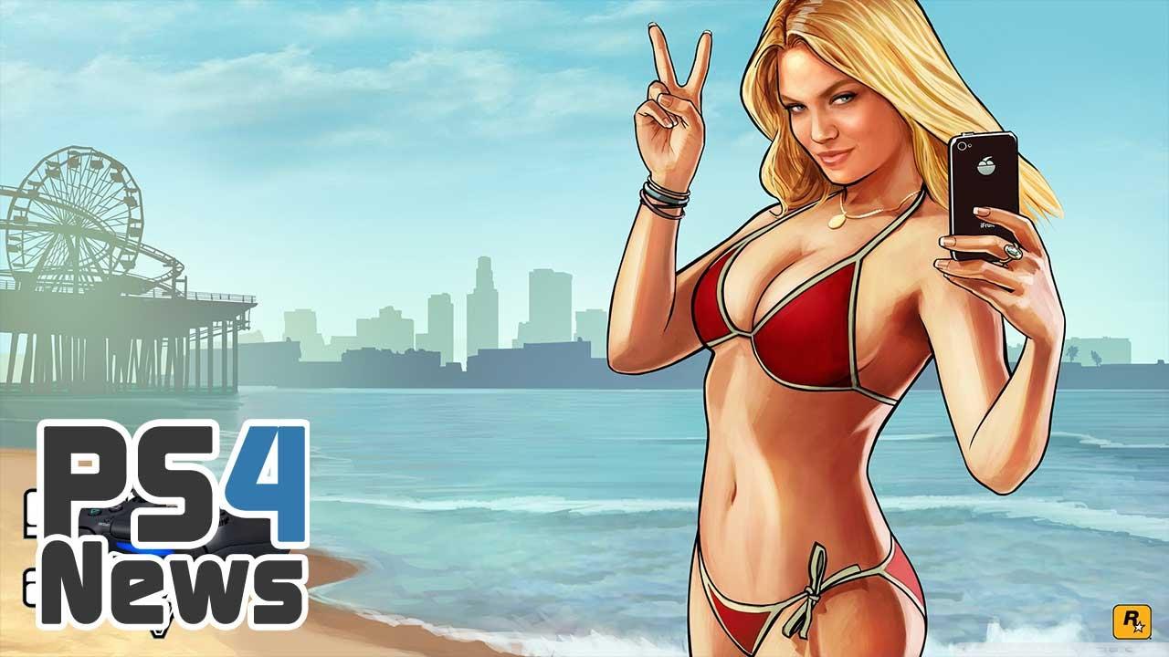 GTA 5 mit kleinen Startproblemen und Bundle Aktion