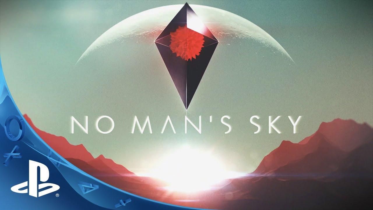 No Man's Sky auch auf der PlayStation Experience