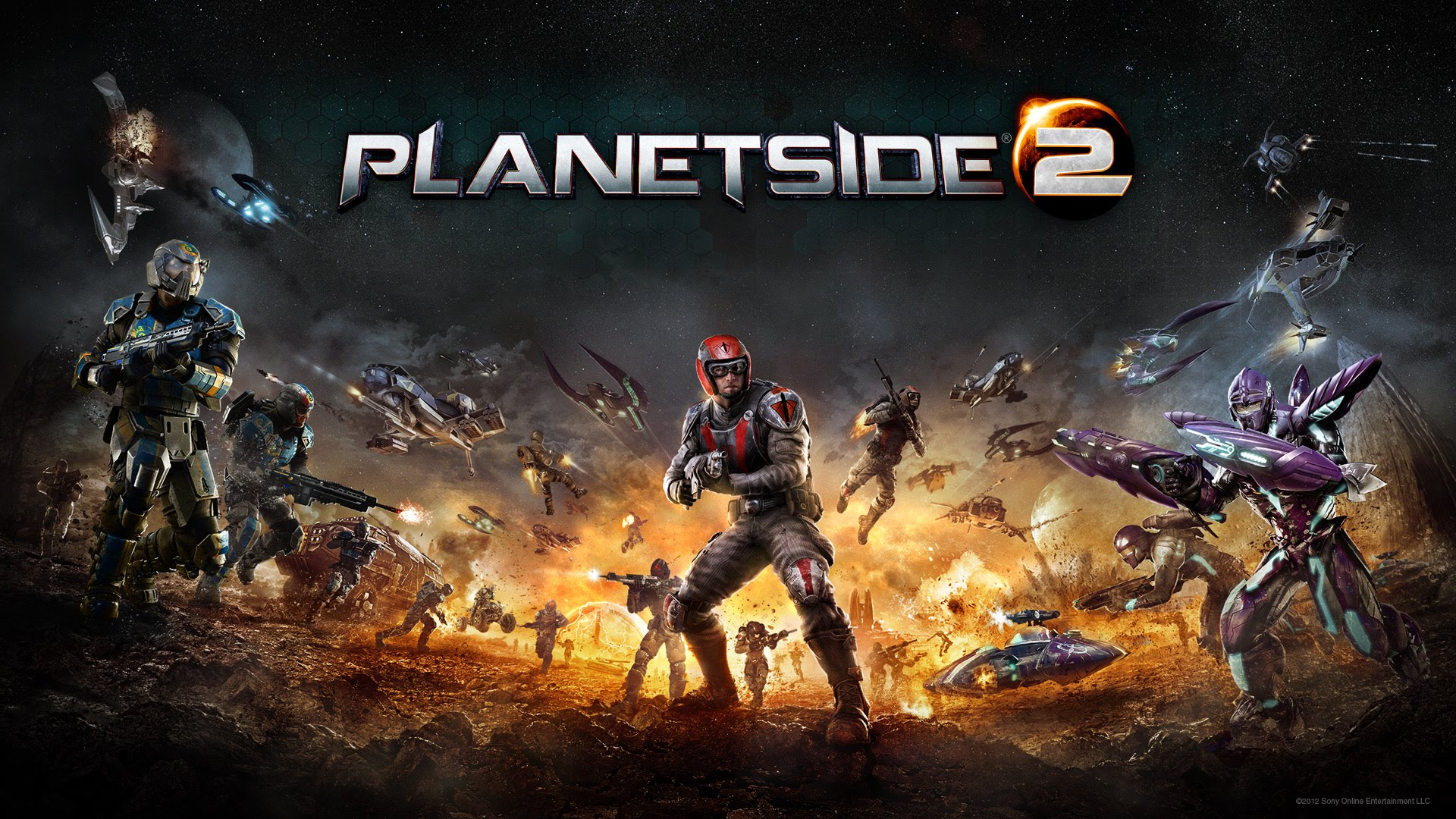 Planetside 2: Verpatzter Start – Server Offline