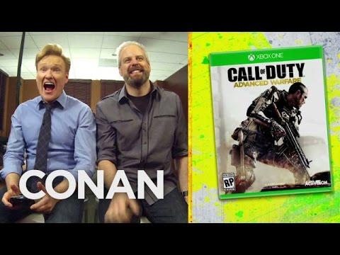 Random Time! Conan zockt Call of Duty AW