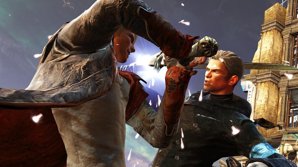 Devil May Cry Definitve Edition ab 17. März für PS4