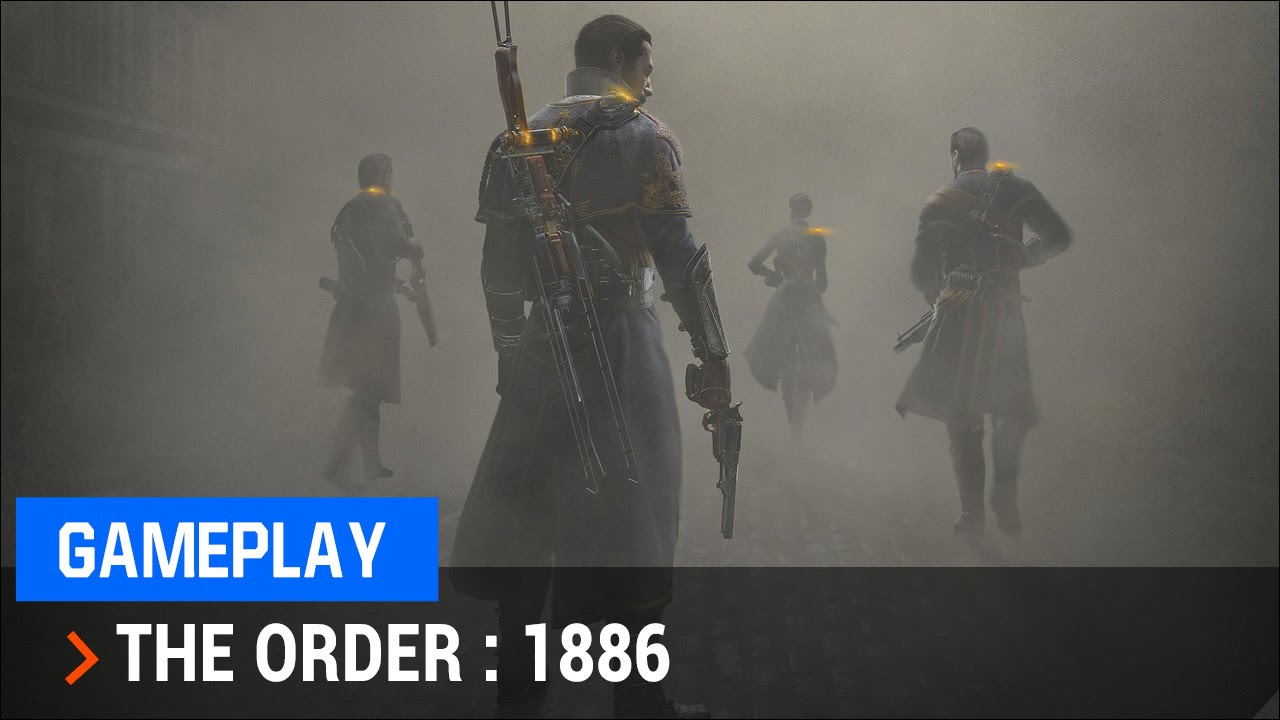 35 Minuten Gameplay zu The Order 1886