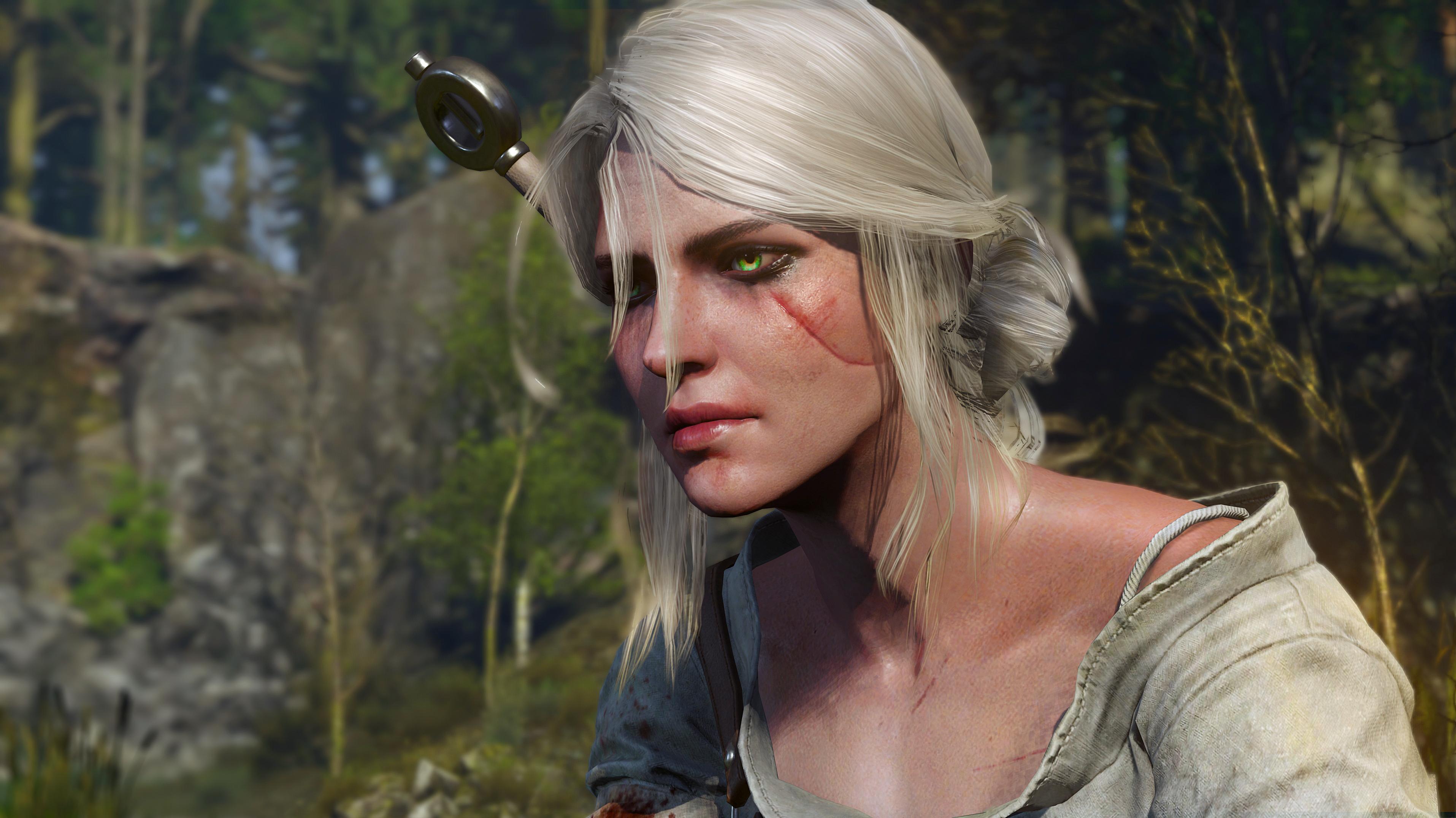 The Witcher 3: Zweiter spielbarer Charakter Ciri vorgestellt