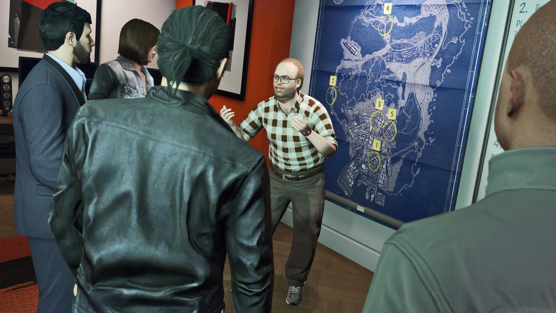 GTA Online Heists ab Anfang 2015 verfügbar
