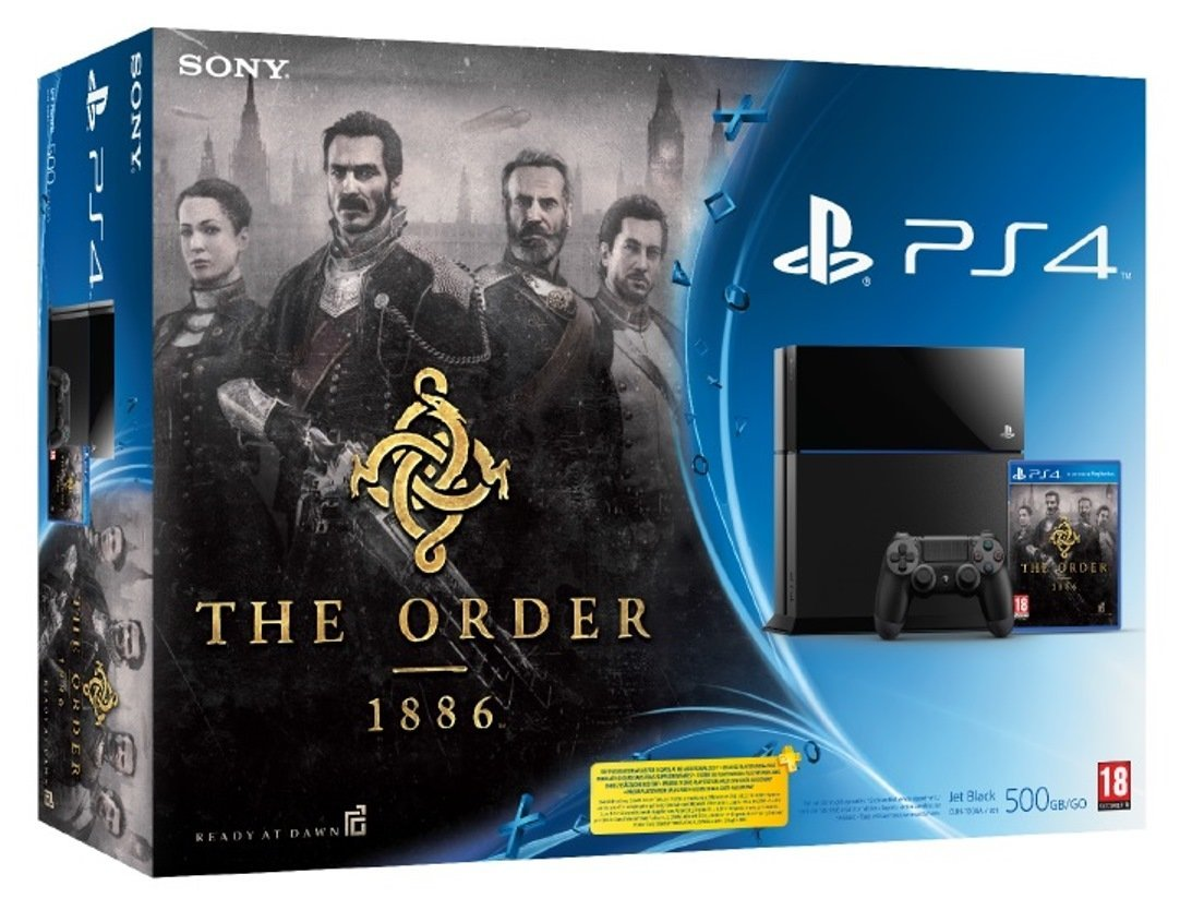 The Order 1886 PS4 Bundle kommt