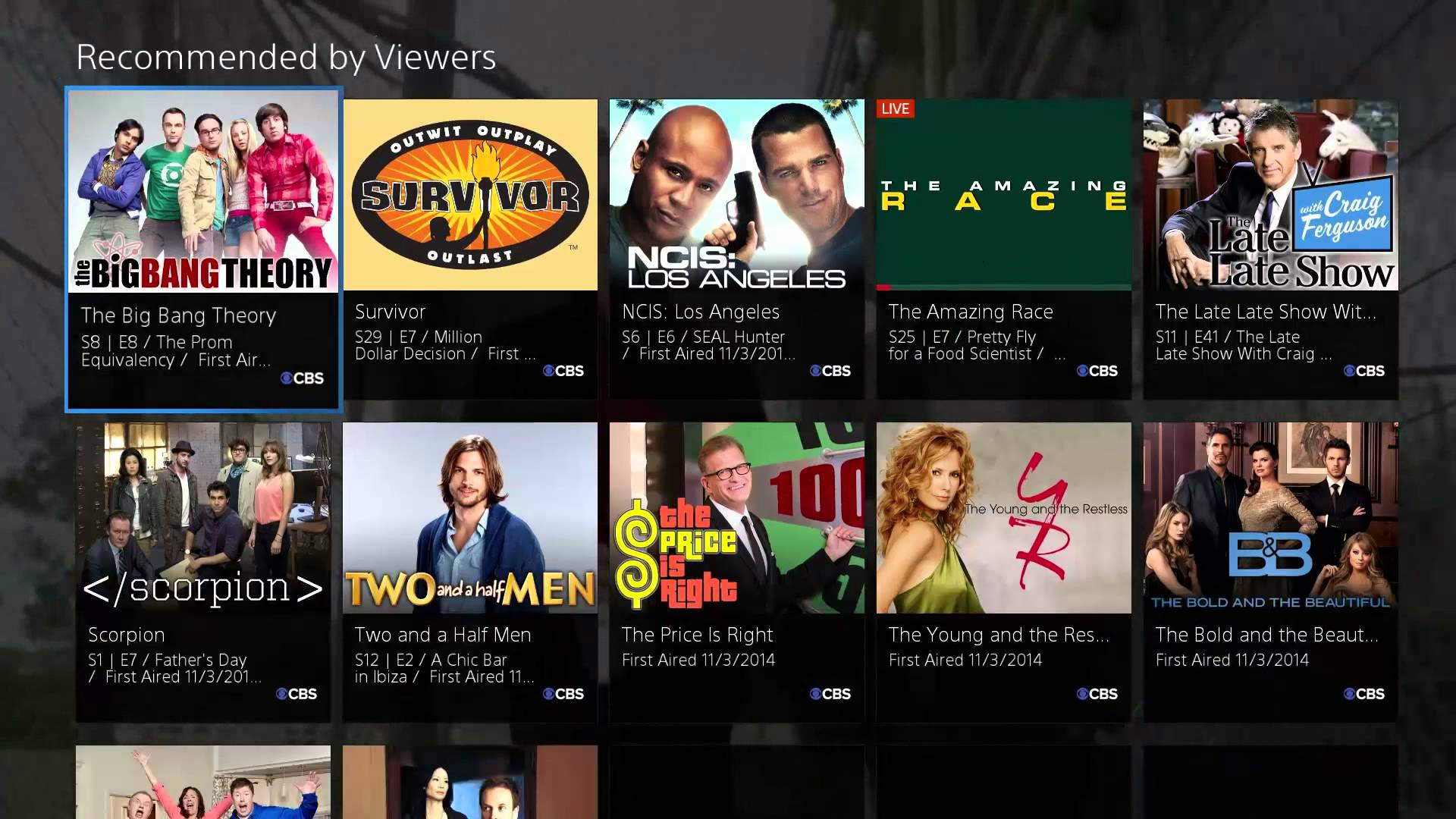 Erstes Video zu Sony's PlayStation Vue Service