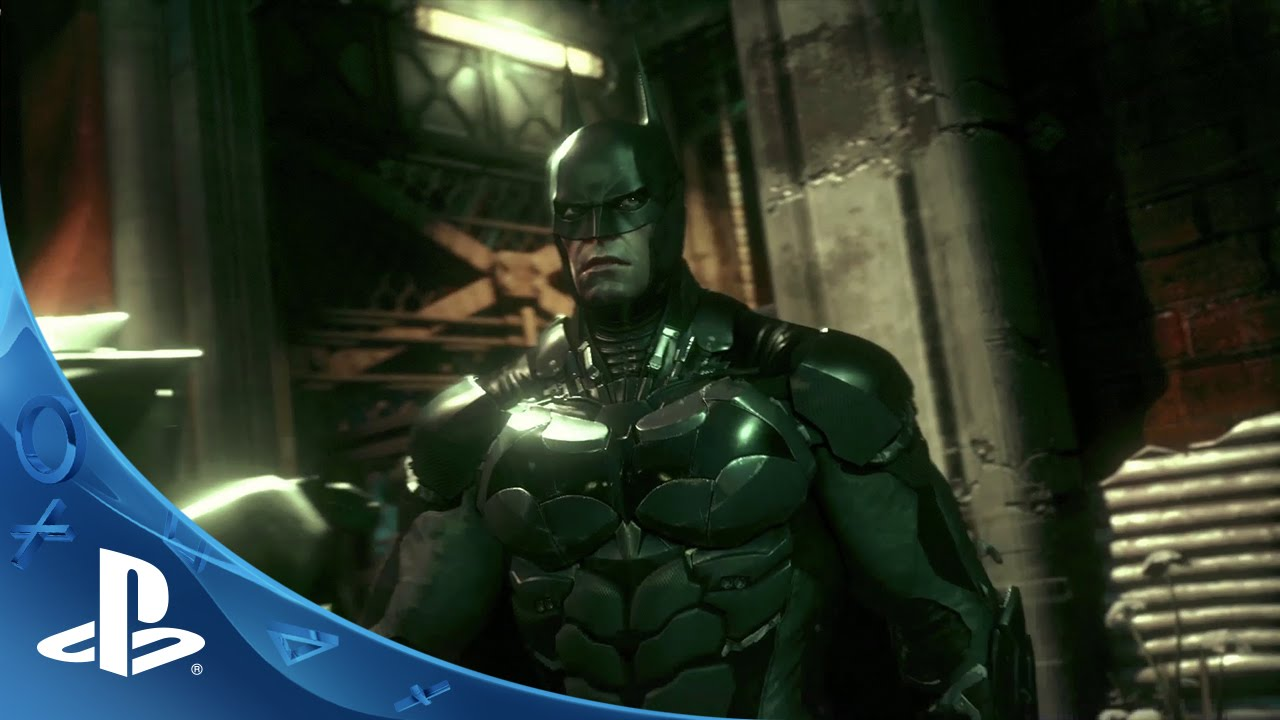 Game Awards 2014: Batman Arkham Knight Gameplay