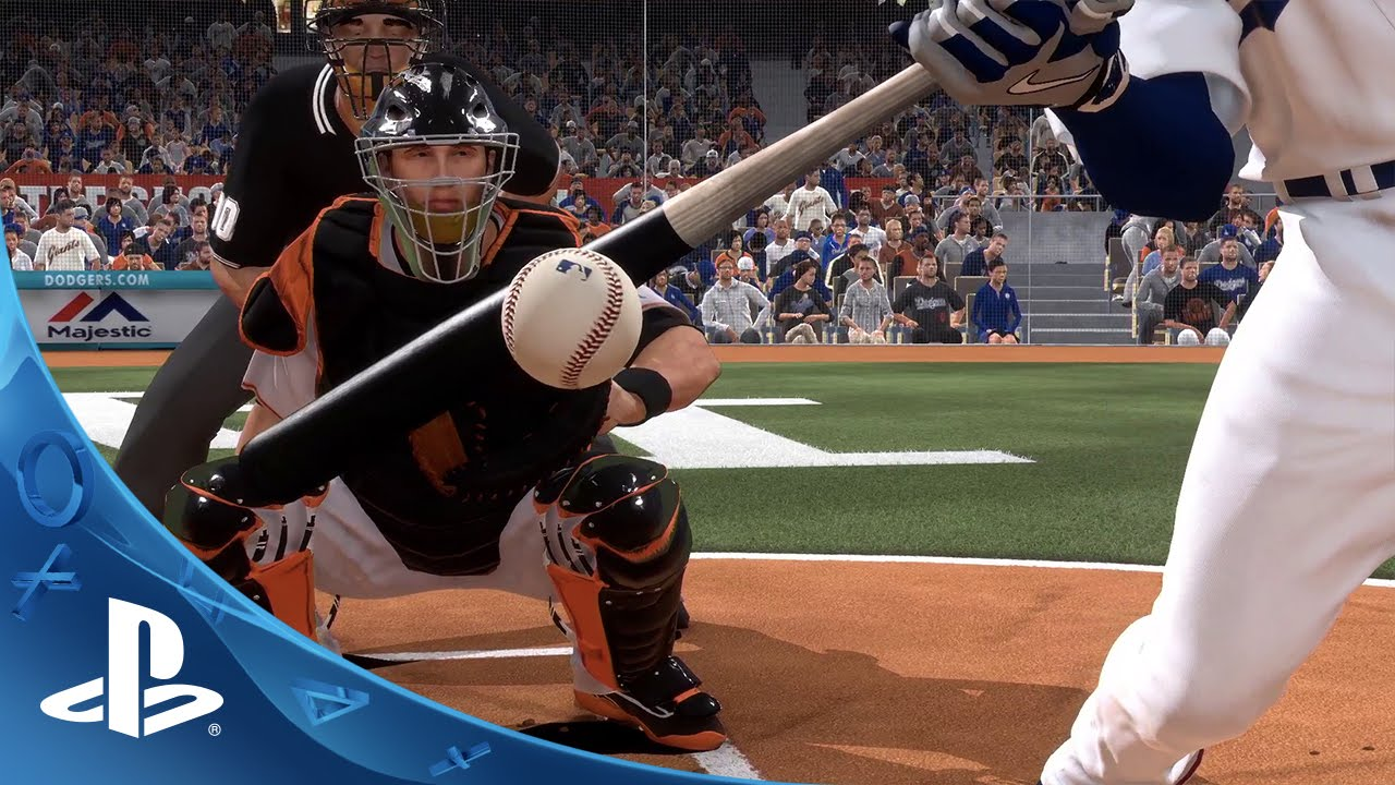 Game Awards 2014: MLB 15: The Show Trailer