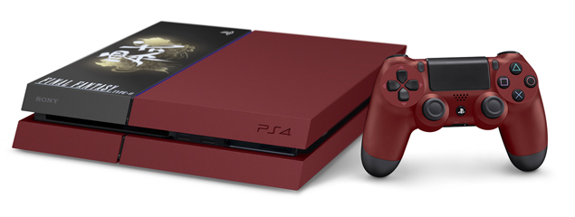 PS4 im Final Fantasy Design kommt nach Japan