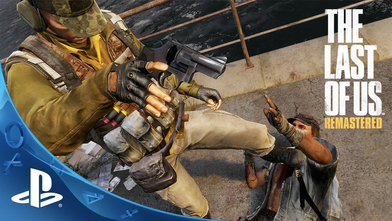 The Last of Us Trailer zeigt die neuen Inhalte