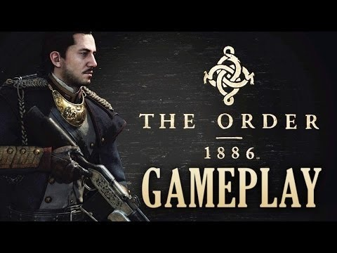 The Order 1886 Gameplay-Video von der PlayStation Experience