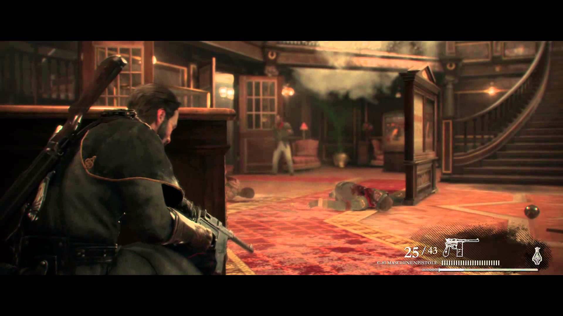 The Order 1886 Gameplay-Video