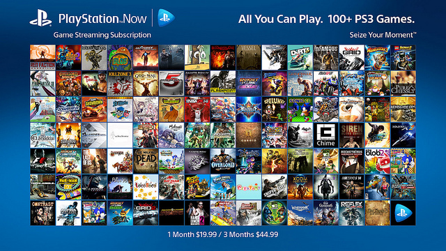 PlayStation Now Preise des Abo-Modells bekannt