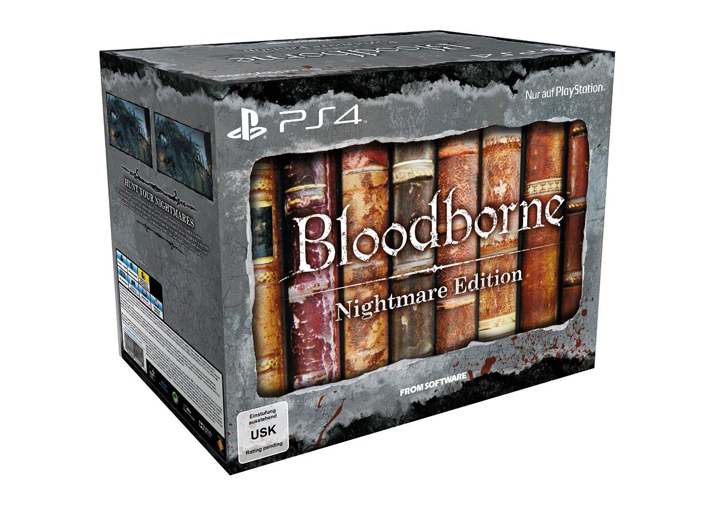 So sieht die Nightmare Edition von Bloodborne aus