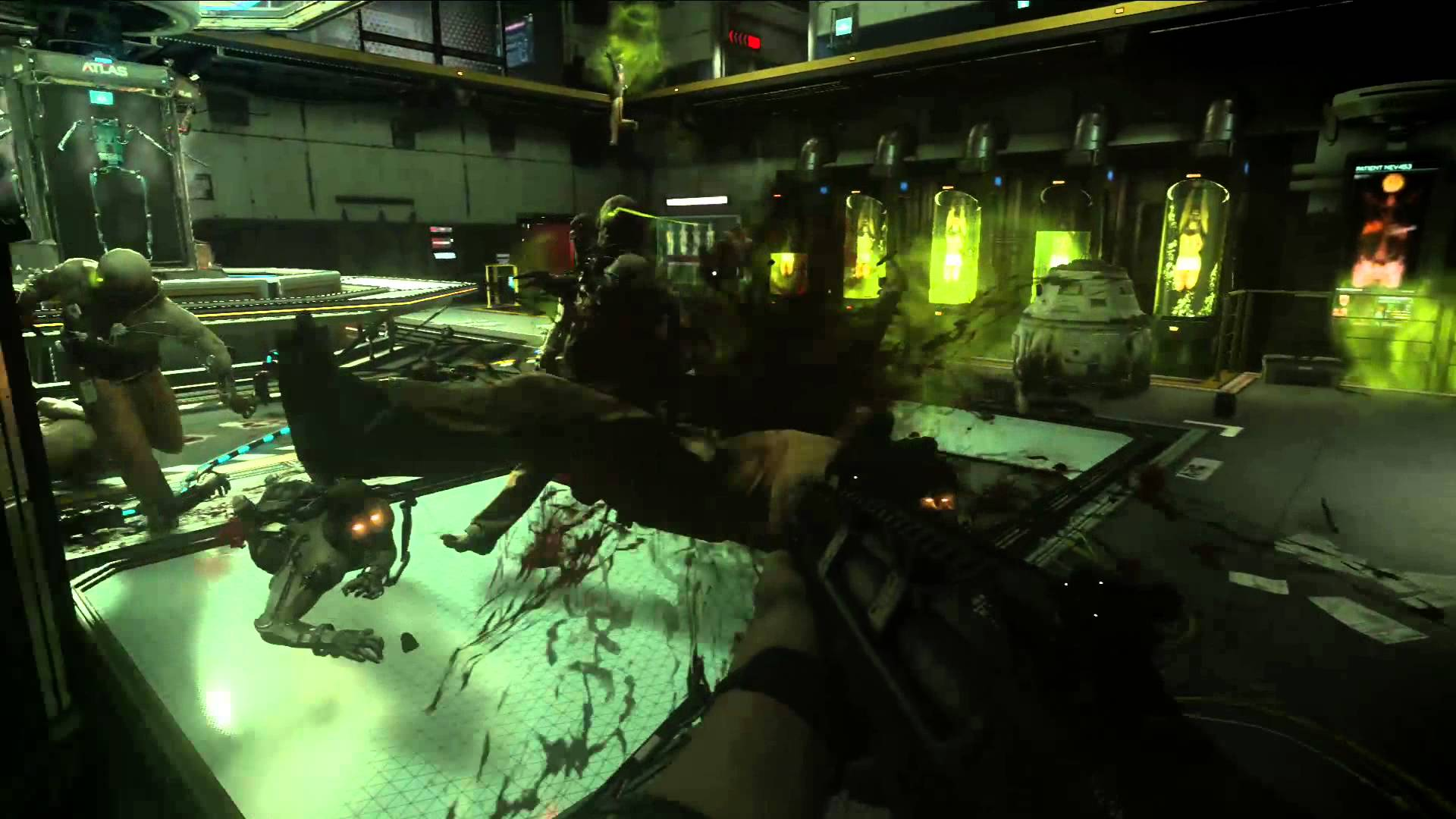 Call of Duty Advanced Warfare Zombie-Modus im Trailer