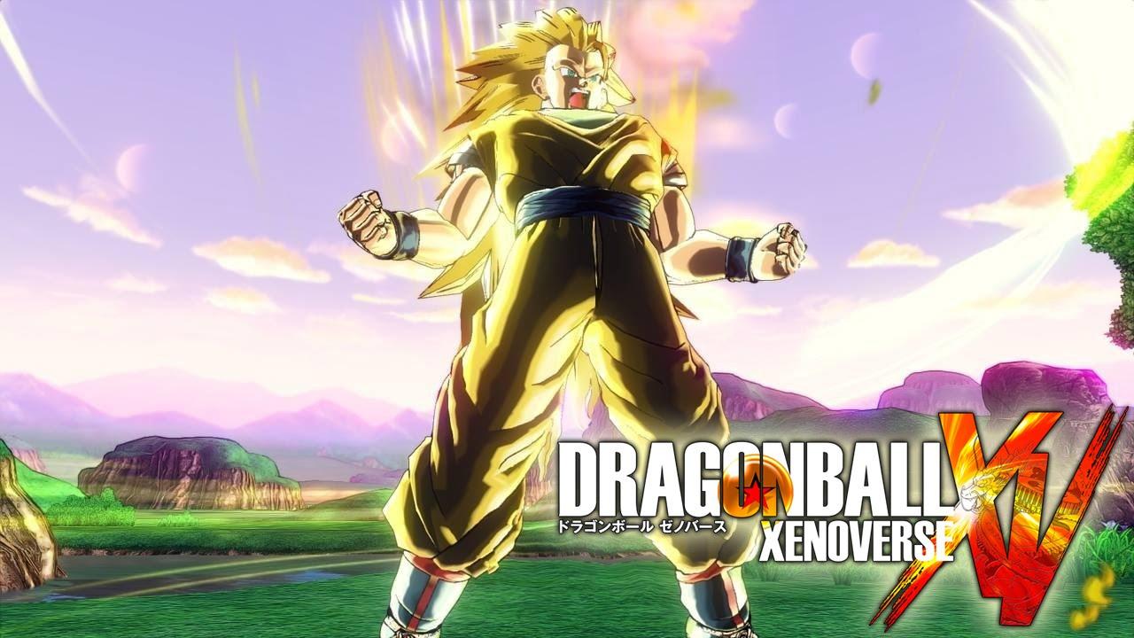 Dragon Ball Xenoverse Gameplay Videos