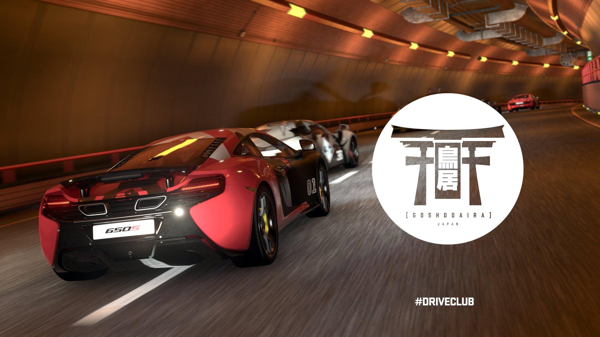 DriveClub Gameplay-Video zur Goshodaira Strecke