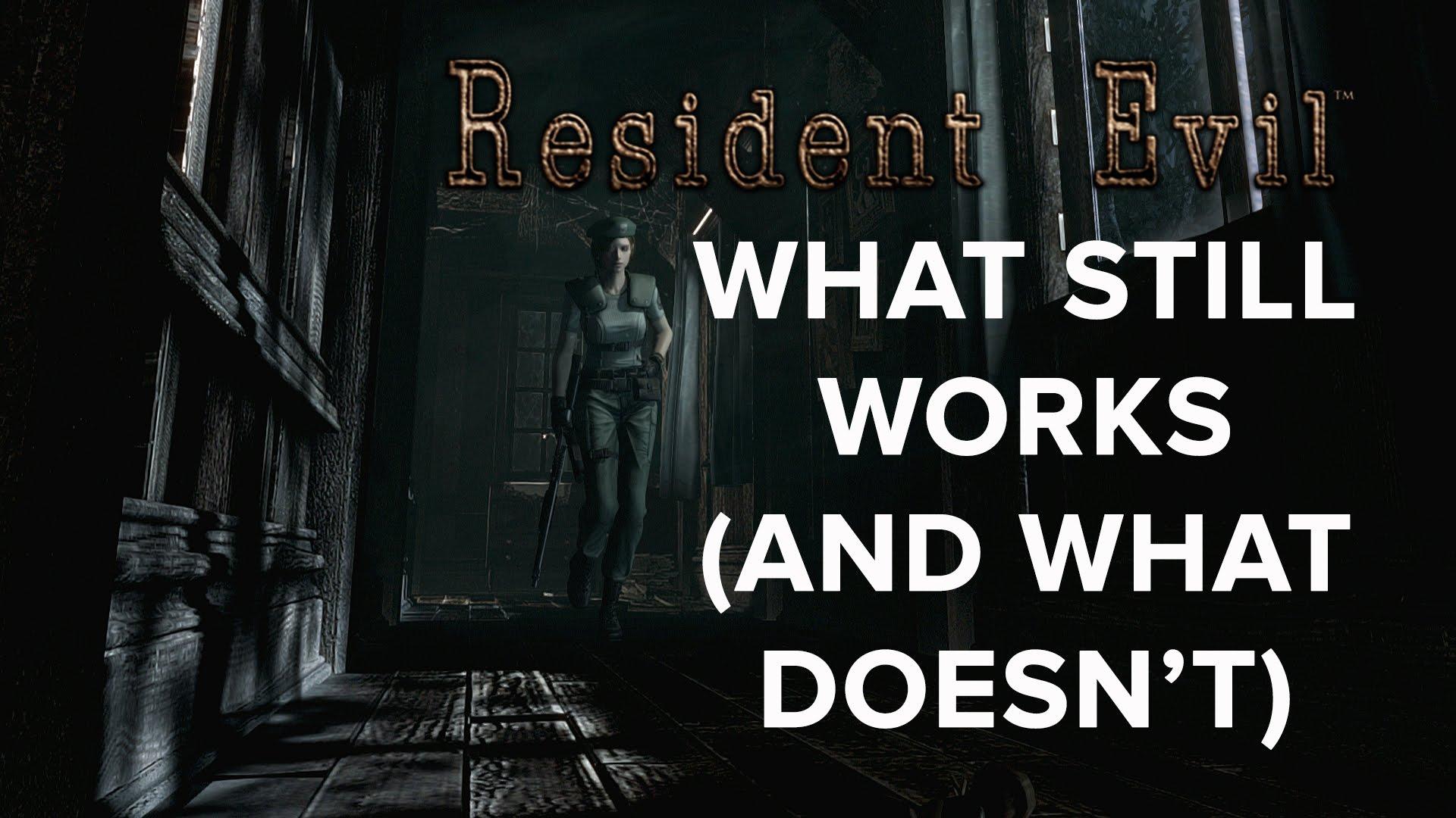 Erste Eindrücke zu Resident Evil HD im Video