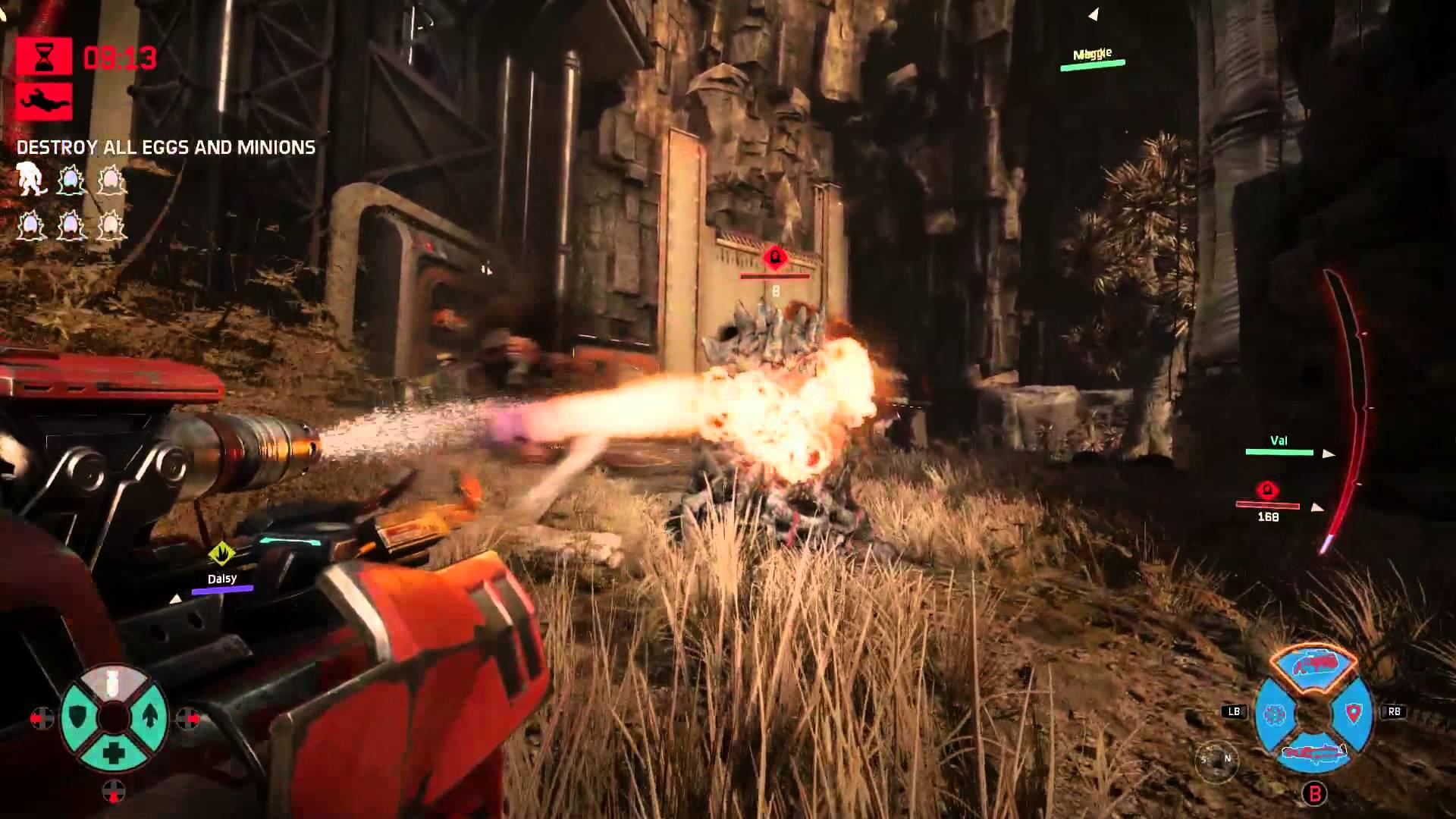 Evolve Survival-Guide Trailer