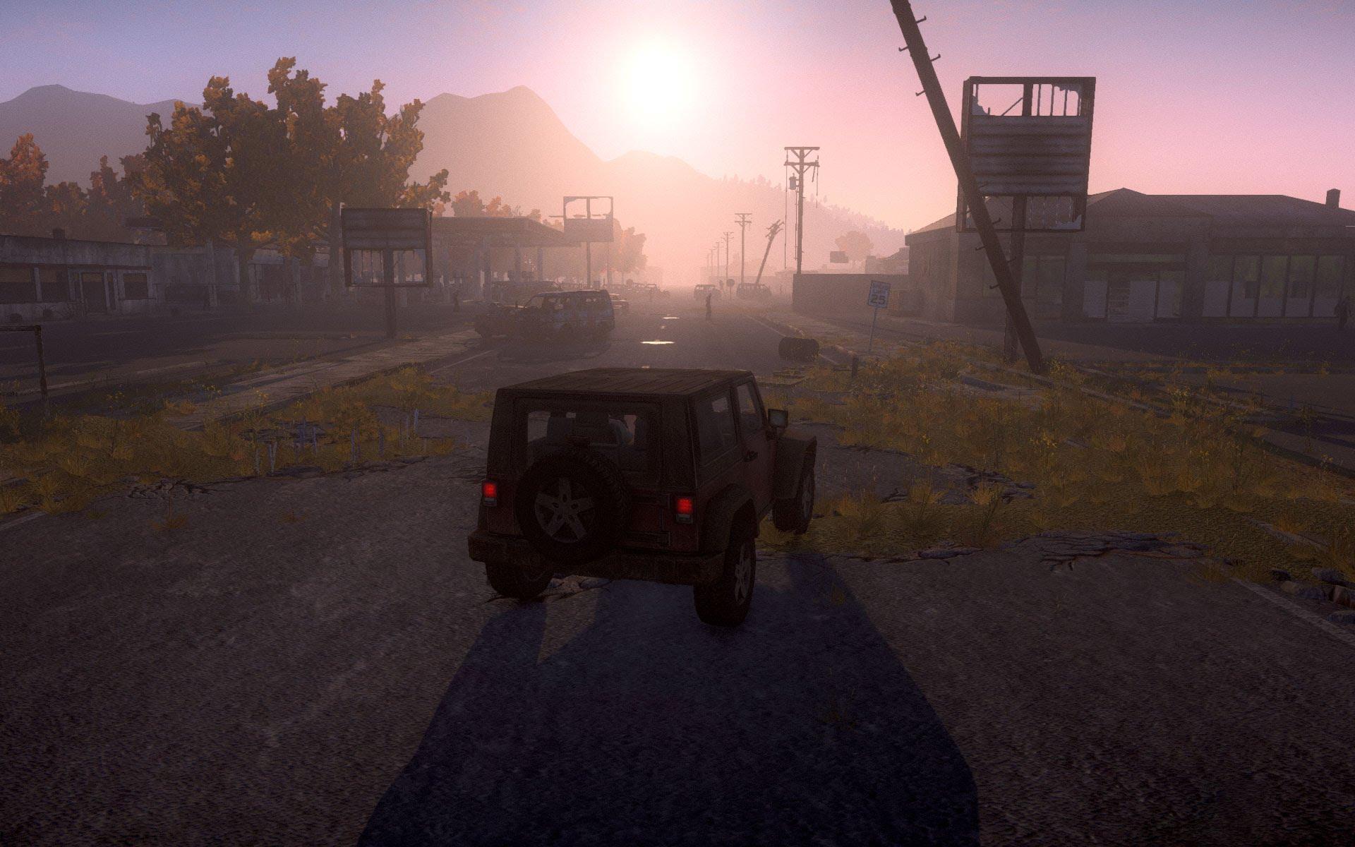 H1Z1 im neuen Gameplay-Video