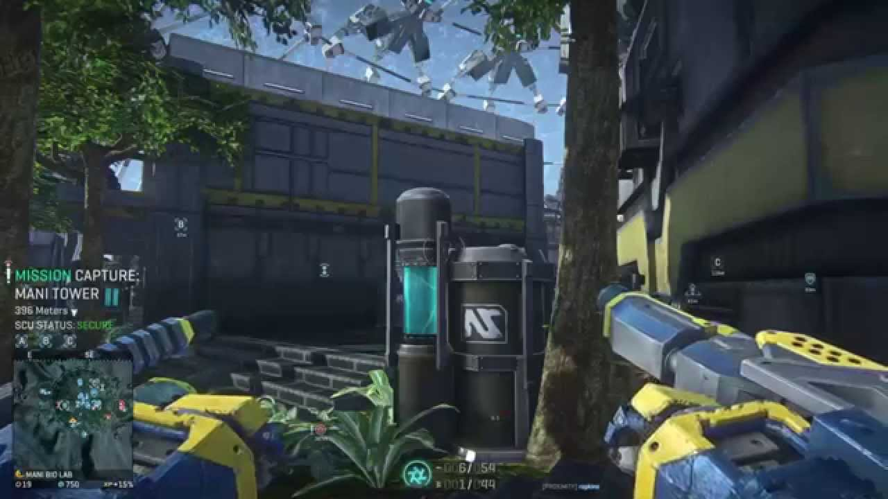 PlanetSide 2 Beta Gameplay-Video