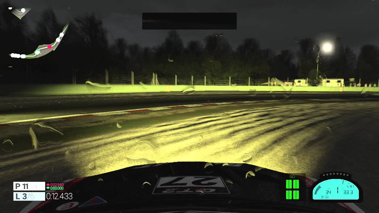 Project CARS Gameplay-Video zum Wechsel zwischen Tag und Nacht