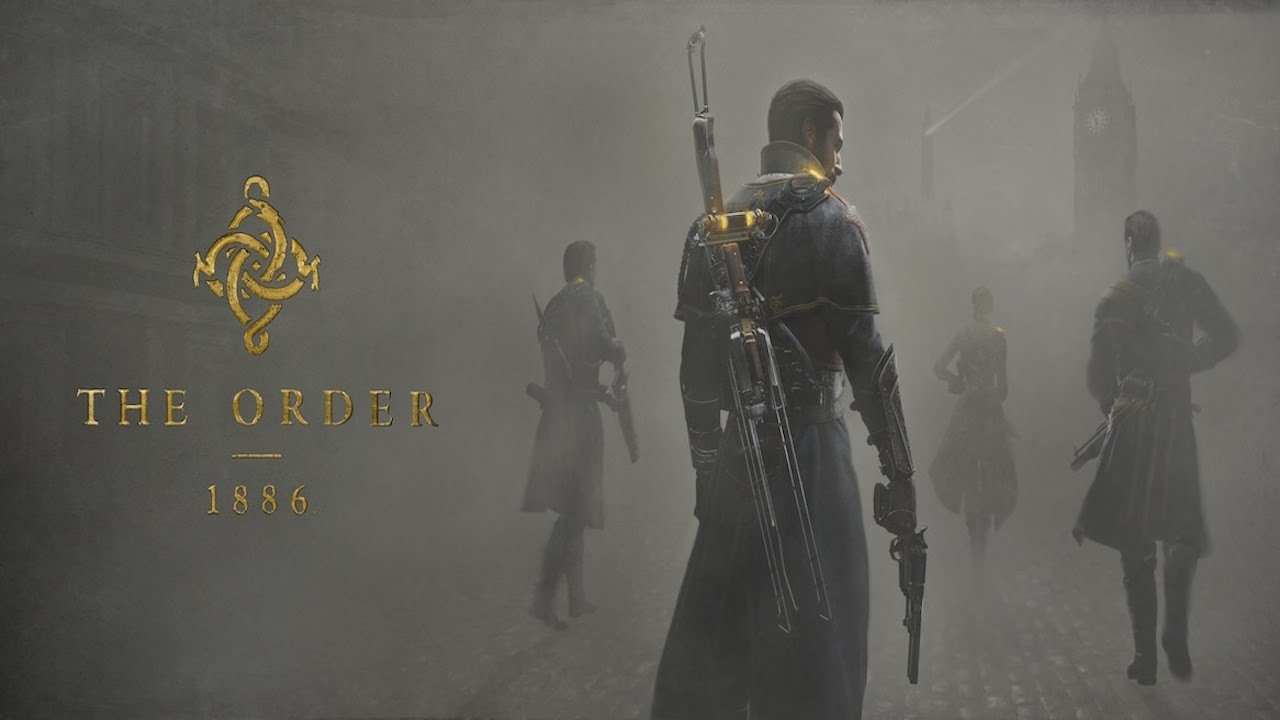 The Order 1886 Off-Screen Gameplay CES 2015