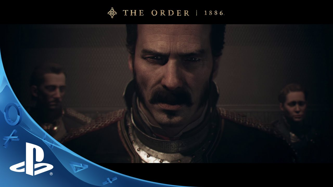 The Order 1886 Story Trailer