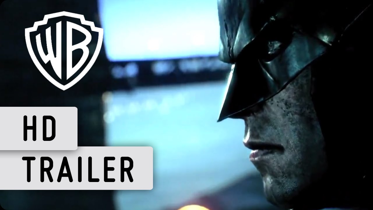 "Batman Arkham Knight ""Gotham is Mine"" Trailer"