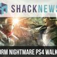 Bladestorm Nightmare Off-Screen Gameplay-Video