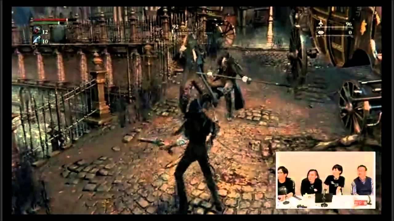 Bloodborne im 5 Minuten Gameplay