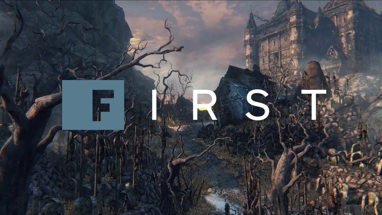 Bloodborne: So sieht die Spielwelt aus