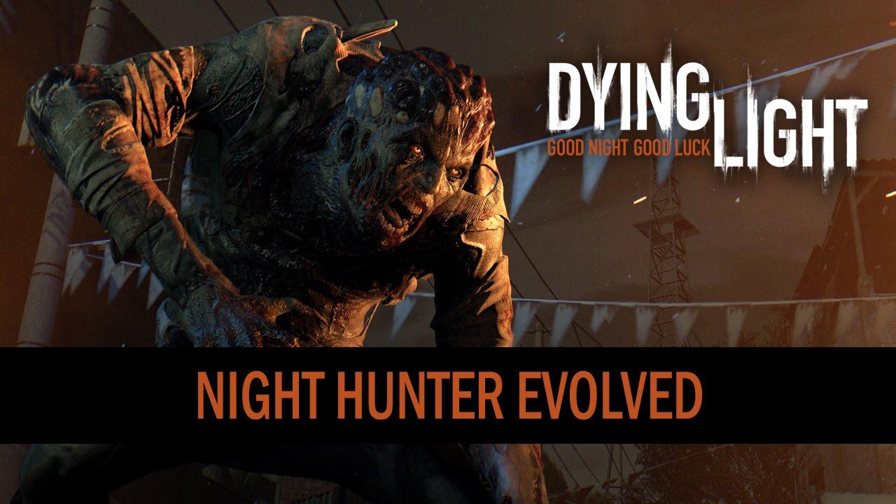 Dying Light: Night Hunter Evolved Gameplay