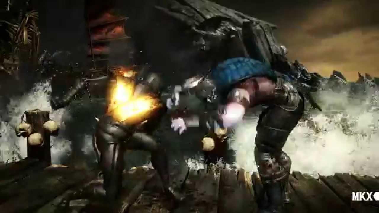 Mortal Kombat X landet auf dem Index