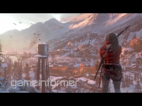 Rise of the Tomb Raider im neuen Gameplay-Video