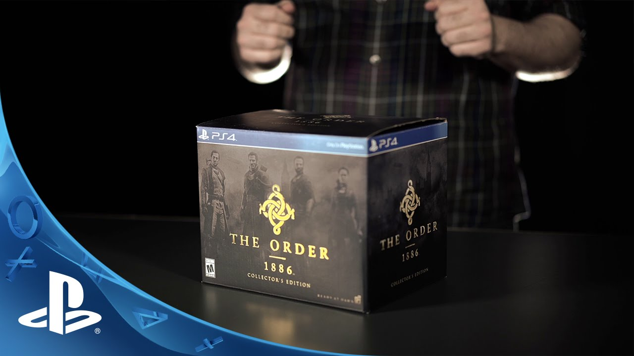 The Order 1886 Collectors Edition im Unboxing