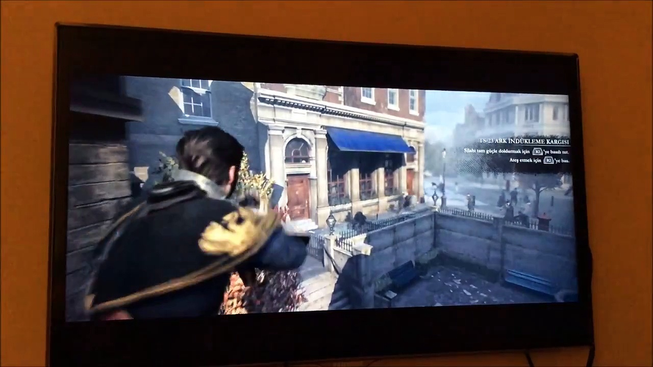 The Order 1886 Leaked Gameplay-Videos