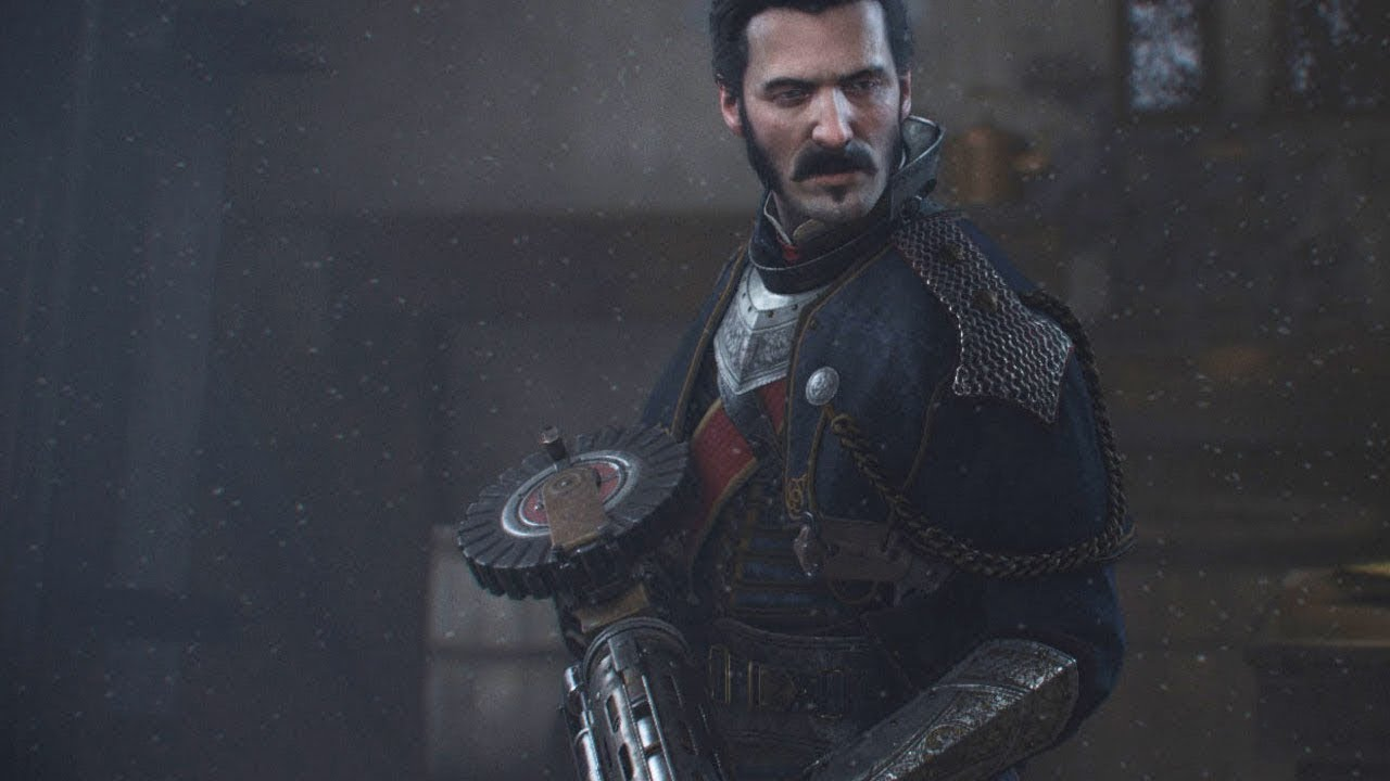 The Order 1886 Super Bowl Werbespot
