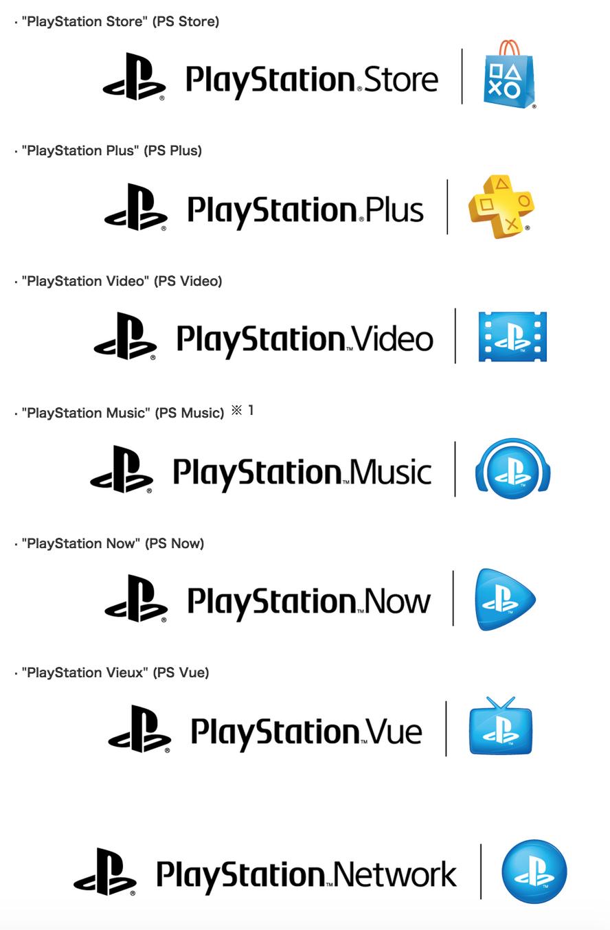 So sieht das PlayStation Rebranding aus