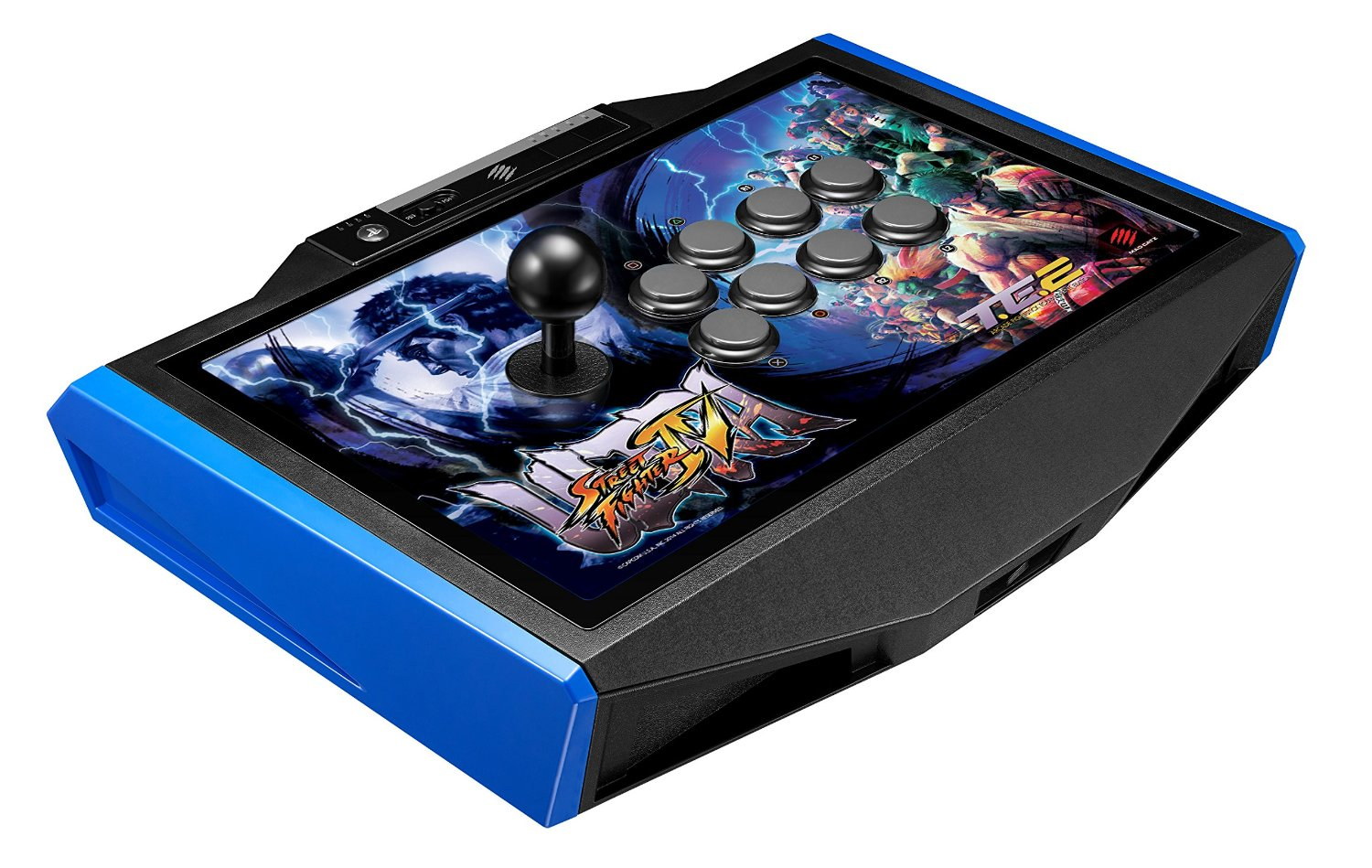 Ultra Street Fighter IV bekommt Fight Stick von Mad Catz