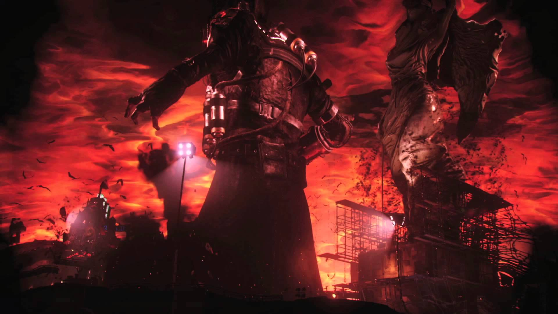 Batman Arkham Knight Scarecrow Trailer