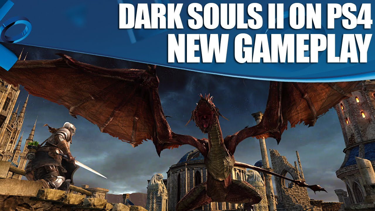 Dark Souls 2 im 28 Minuten Gameplay-Video bei 60FPS
